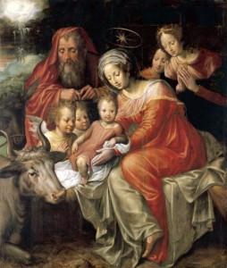 Joseph et Marie