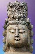 chakra coronal bouddha